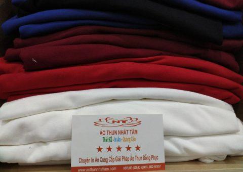 Đặt áo thun công ty tại Áo Thun Nhất Tâm