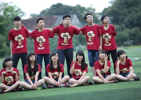 đặt áo thun số lượng ít quận Tân Bình – TPHCM