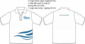 in logo lên áo