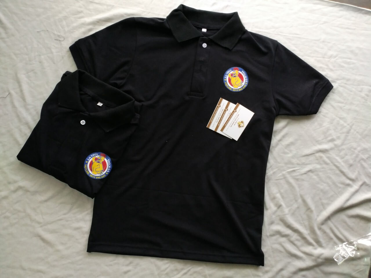Đặt áo thun đồng phục công ty ở đồng nai