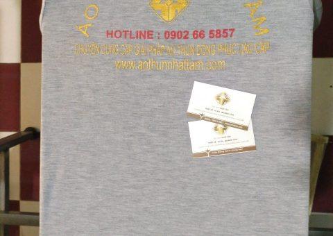In chữ lên áo tại đồng nai