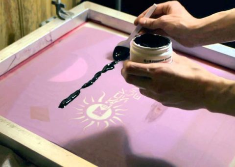 xưởng in lụa trên vải giá rẻ tphcm