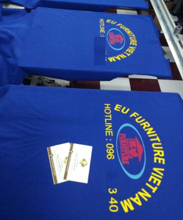 Đặt áo thun đồng phục công ty quận tân phú 2