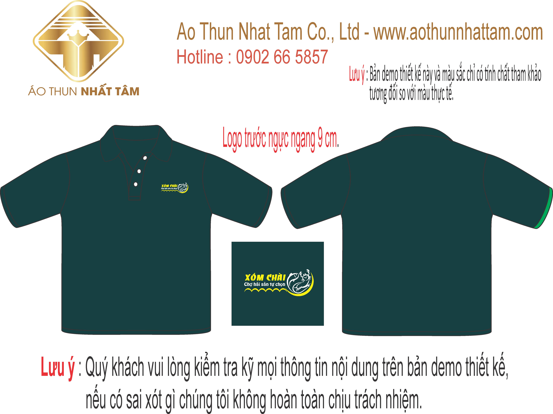 Thiết kế áo thun tại tphcm