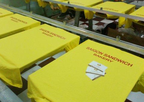 Công ty sản xuất áo thun
