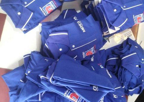 Đặt may áo thun đồng phục