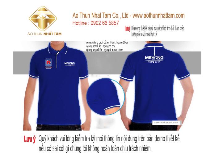 Thiết kế áo thun cho sơn nippon
