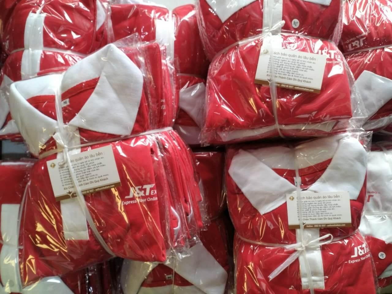 Nên chọn chất liệu vải gì khi may áo thun đồng phục