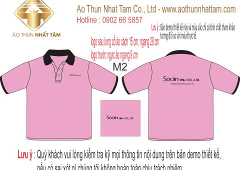 Công ty may áo thun đồng phục tại hcm